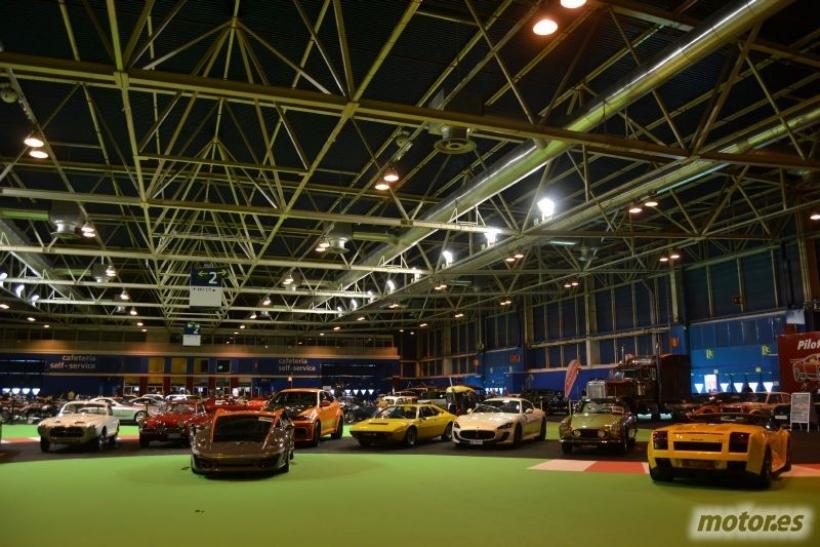 Visitamos la nueva exposición de superdeportivos, motos y clásicos de Madrid
