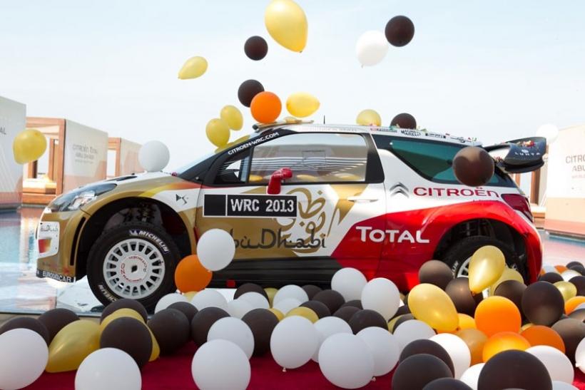 Sebastien Loeb correrá cuatro rallyes en 2013