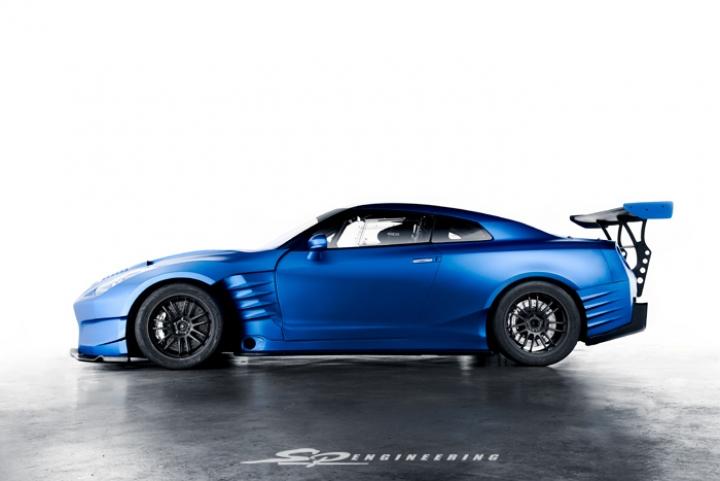 Te descubrimos el nuevo Nissan GT-R de Fast and Furious 6