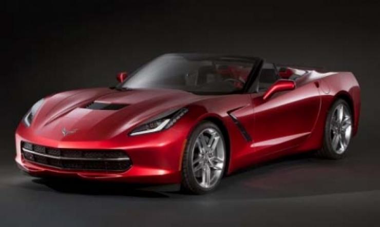 Chevrolet Corvette Convertible, llegan las primeras imágenes