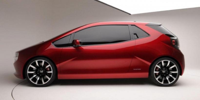 Honda Gear Concept presentado en Montreal.