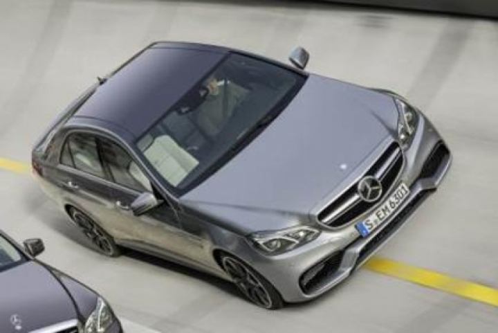 Mercedes revela el facelift del E63 AMG