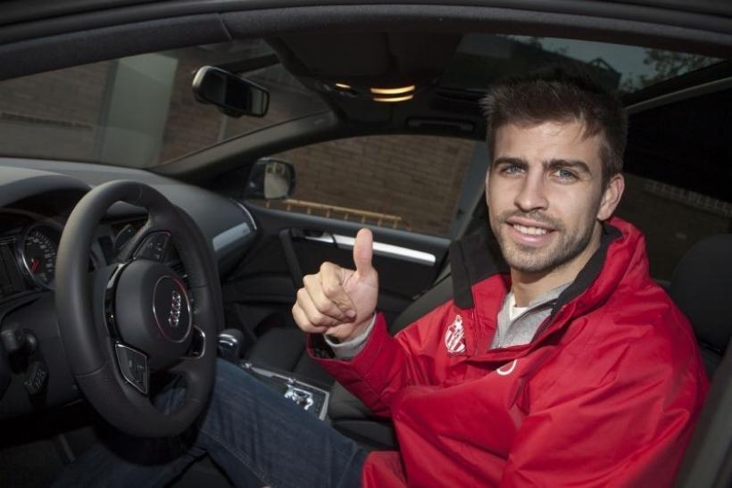 El hijo de Piqué y Shakira tendrá un buen coche