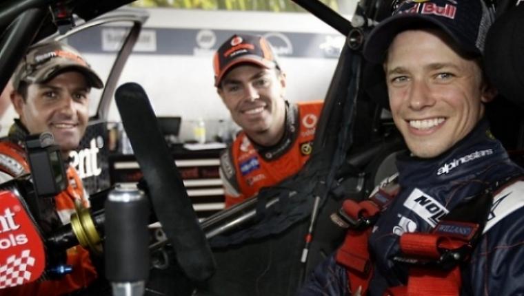Casey Stoner correrá en la V8 Supercar Series