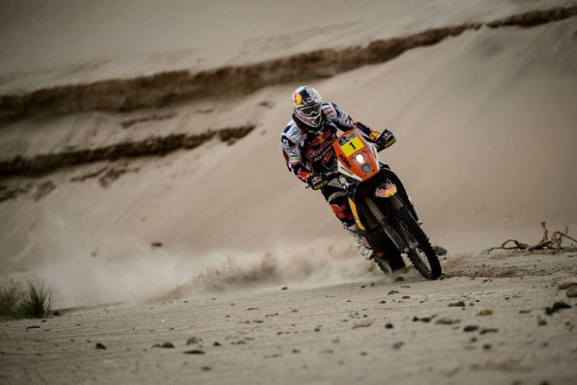¿El Rally Dakar solo se puede ganar desde París?