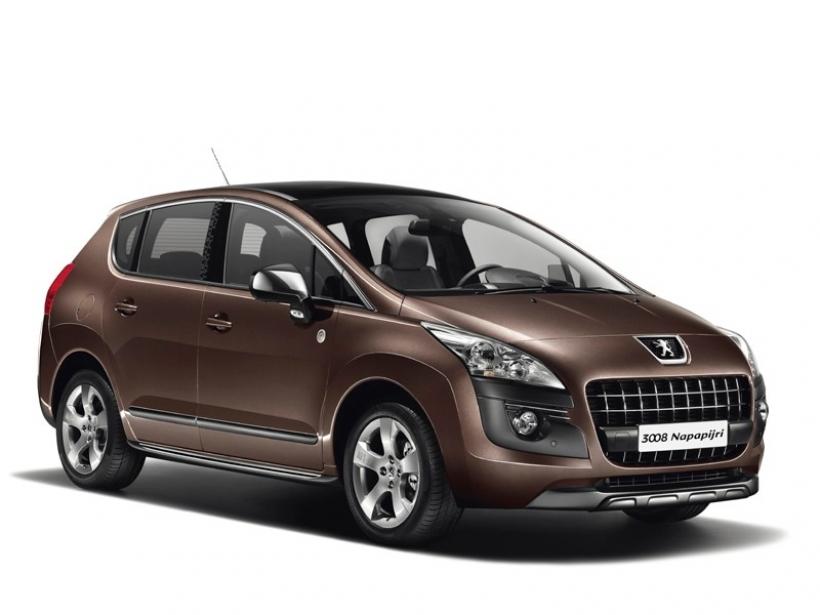 El Peugeot 3008 Napapijri, serie especial ya a la venta
