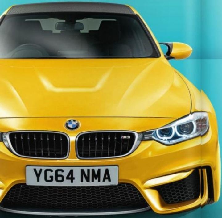 BMW M3 2014 da la cara
