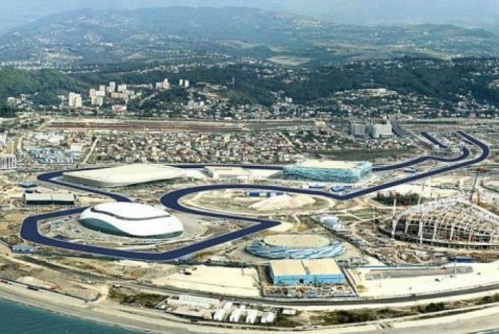 GP Rusia previsto para noviembre de 2014