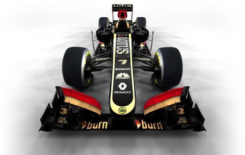 Las primeras fotos del nuevo Lotus E21