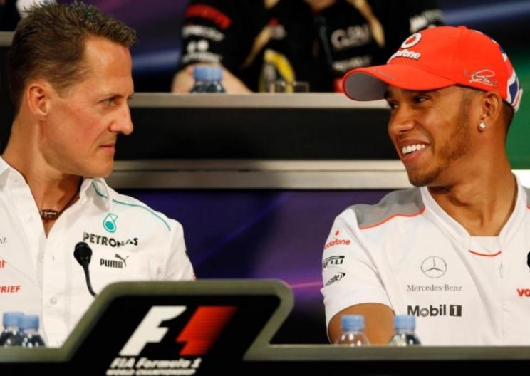 Lewis Hamilton: también pilotaría gratis