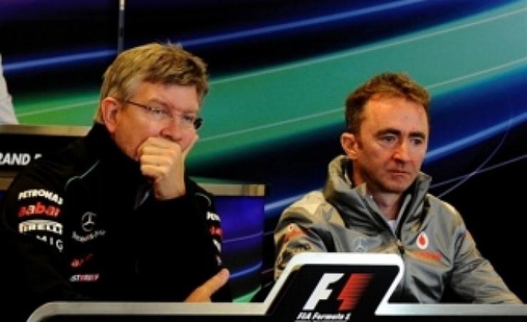 Paddy Lowe dentro, ¿Brawn y Fry fuera?