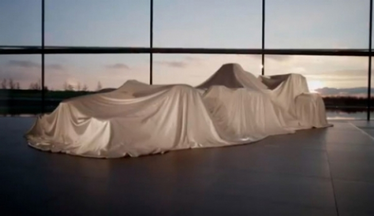 Presentación McLaren F1, de las sábanas más caras del mundo a la webcam