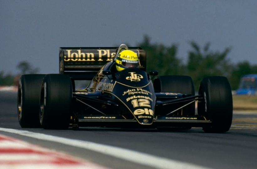 La ex novia del hijo de Jordi Pujol evitó que se comprase un monoplaza Lotus de F1
