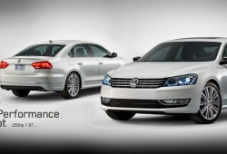 Volkswagen Passat Performance Concept será presentado en Detroit