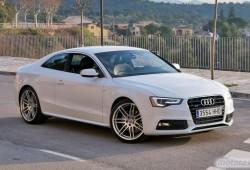 Audi A5 Coupé 2.0 TFSI Stronic. Belleza y carácter