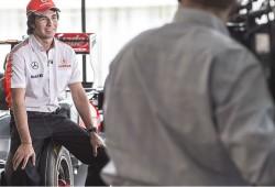 Button vs Pérez: Whitmarsh quiere competitividad