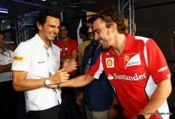 "De la Rosa: ""Es increíblemente motivador trabajar para Ferrari"""