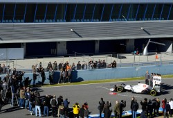 Sauber presenta el C32 el 2 de febrero