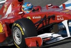 Fernando Alonso: imposible que sea peor que 2012