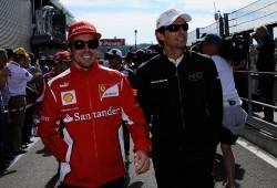 Ferrari ficha a Pedro de la Rosa como piloto de pruebas, Alonso españoliza la Scuderia
