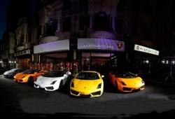 Lamborghini abrirá 40 hoteles de cinco estrellas en los próximos años