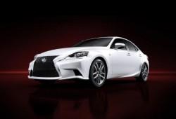 Nuevo Lexus IS 2013, más deportivo y amplio