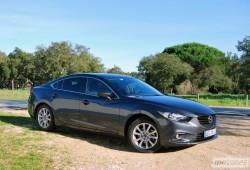 Mazda 6 2.2 Skyactiv-D 150 CV MT Style. El referente de la vanguardia tecnológica de Hiroshima