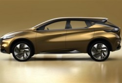Nissan presentó el Resonance concept en el Salón de Detroit