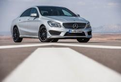 Mercedes CLA: el mini-CLS