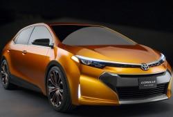El Toyota Furia Concept anticipa la forma del próximo Corolla