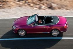 Bentley Continental GT Speed Convertible: el cabrio más rápido del mundo