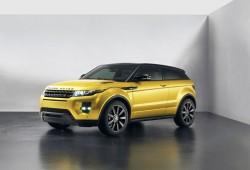 Range Rover Evoque Sicilian Yellow, la edición más exclusiva