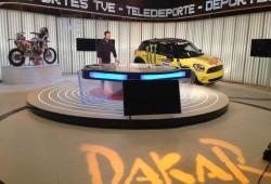 Horarios en Televisión Dakar 2013