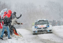 Rally de Montecarlo 2013: Loeb no cede ante la presión de VW