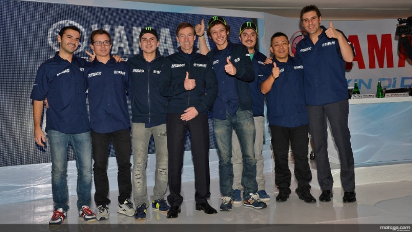 Valentino Rossi: los podios son obligatorios, las victorias un extra