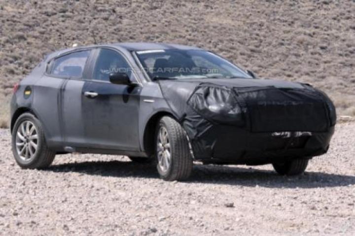 El crossover de Alfa Romeo llegará en 2015
