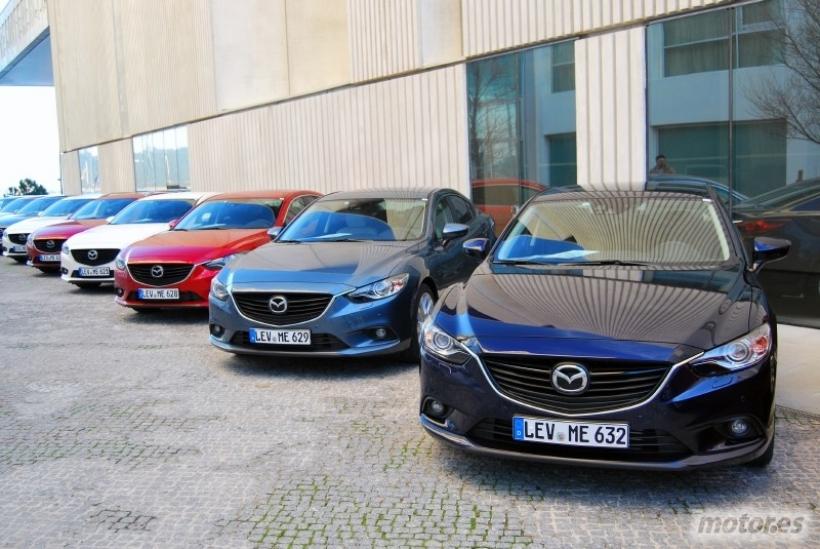 Prueba – Mazda 6 2013, presentación en Lisboa