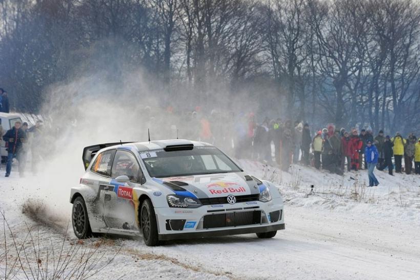 Rally Montecarlo 2013: tercera etapa y Loeb no cede