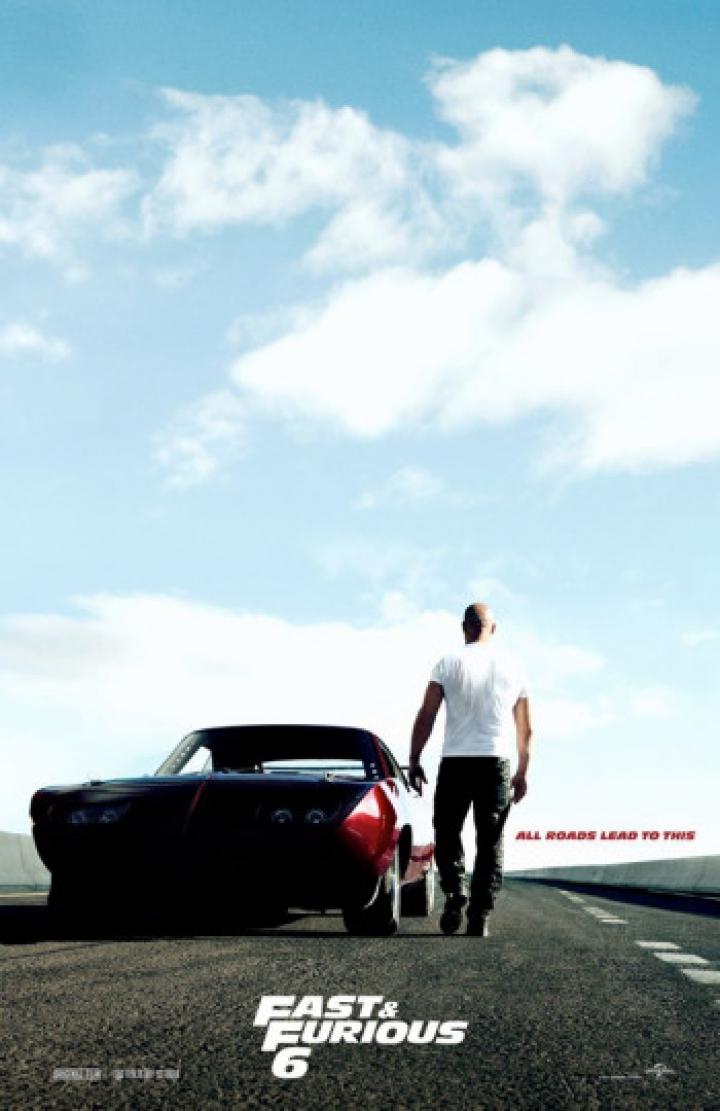 Trailer The Fast and the Furious 6 emitido durante la Super Bowl