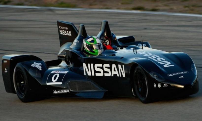 Nissan se despide del proyecto DeltaWing