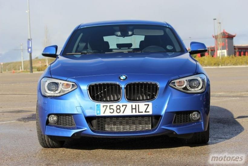 BMW Serie 1 118d M Sport Edition. emoción por fuera, raciocinio por dentro