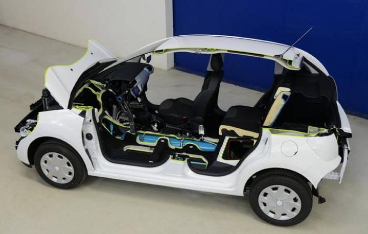 C3 Hybrid Air Concept, otro camino para crear un híbrido