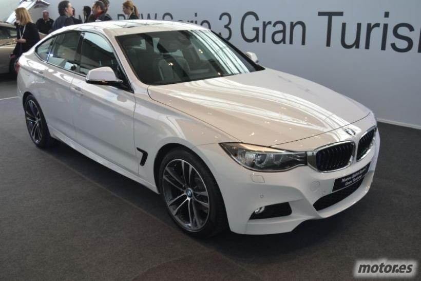 BMW Serie 3 GT: nos subimos a bordo