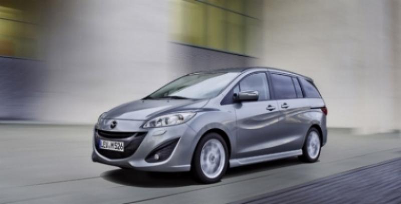 El Mazda 5 se pone al día