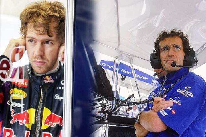 Alain Prost: ''Mercedes no peleará por el título, ganará Vettel''