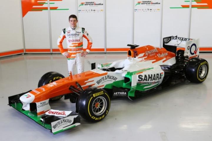 Force India ya tiene coche 2013, ahora busca piloto