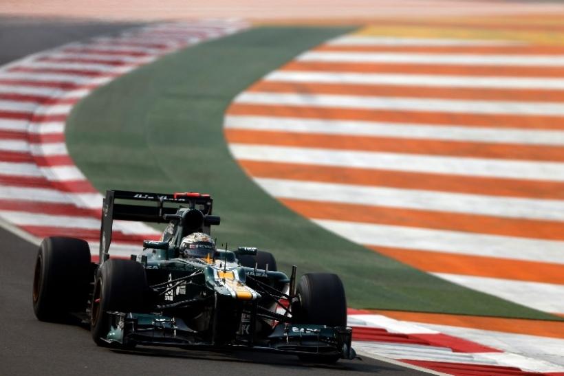 Giedo Van der Garde, nuevo piloto de Caterham