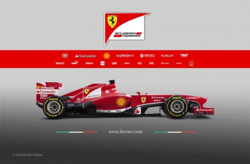 Primeras fotos del Ferrari F138 2013 de Fernando Alonso