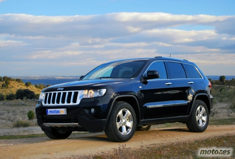 Jeep Grand Cherokee 3.0 V6 CRD 241 CV Limited. Un todoterreno de lujo para el día a día