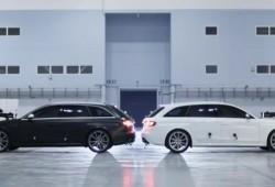 Vídeo: Dos Audi se retan a paintball
